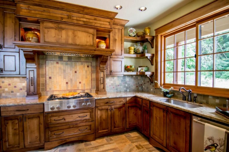 Interior Design Sherwood Oregon | Custom Build Home Oregon | Timber ...