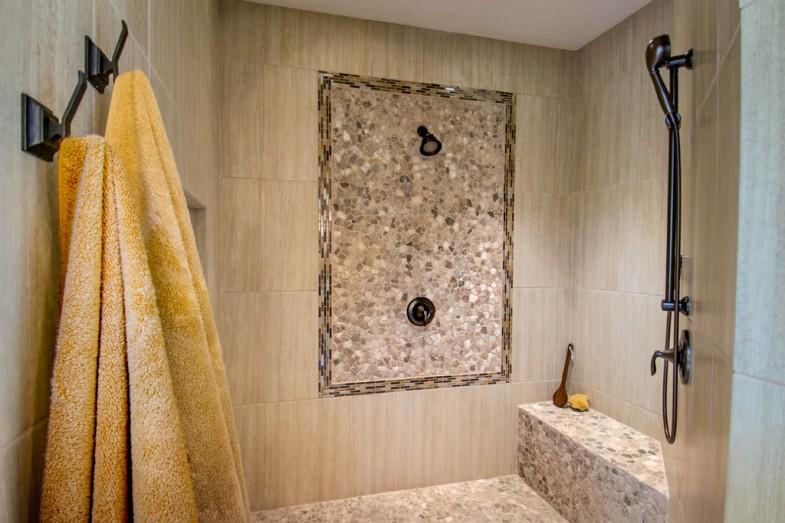 custom shower design portland oregon