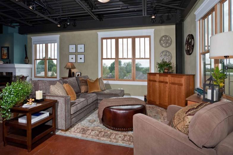 Interior Design Portland | Donald Miller Sellwood Loft | Craftsman ...