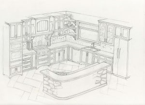 Kitchen Cabinetry Concept