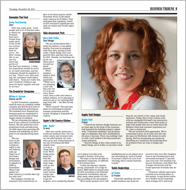 Portland Business Tribune