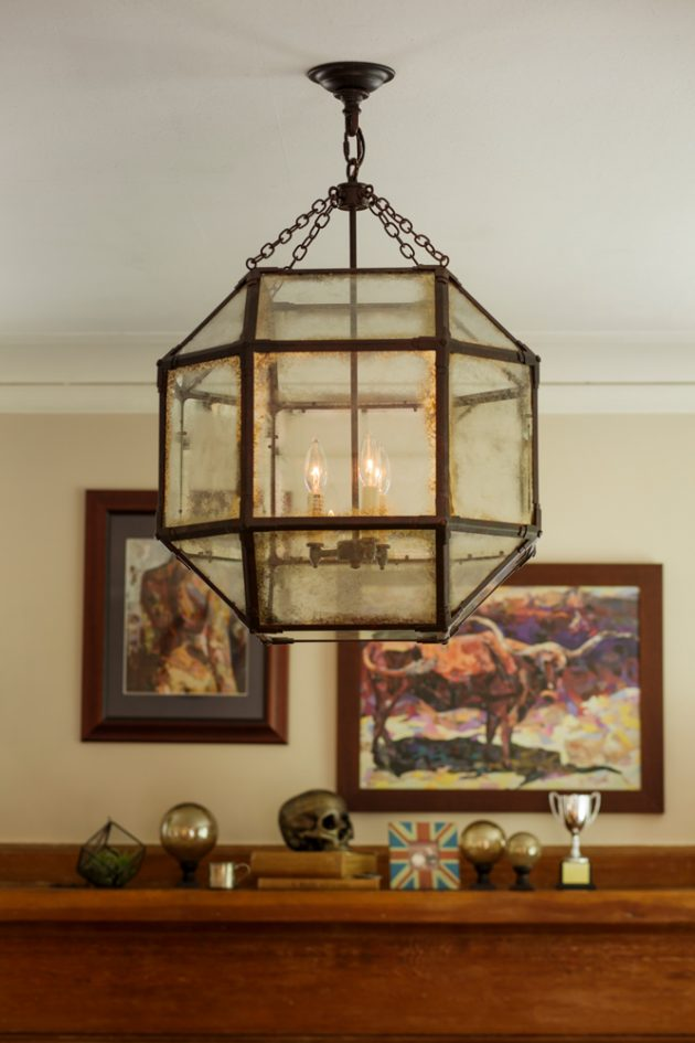 1921 Laurelhurst Cottage Pendant Chandeliers
