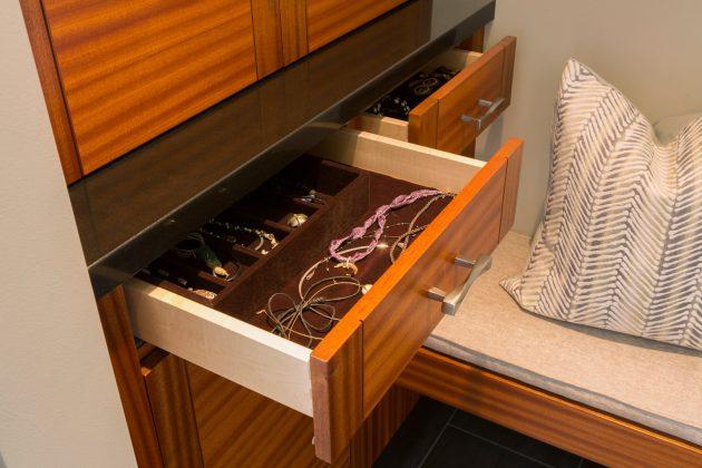 Cedar Mills Master Bathroom Custom Cabinet Design
