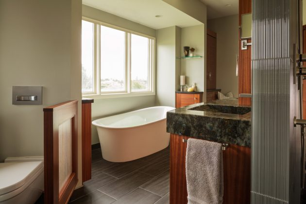 Cedar Mills Master Bathroom Design