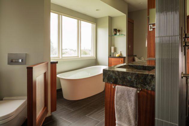 Cedar Mills Master Bathroom Design