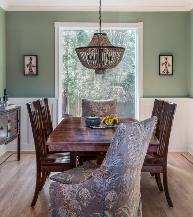 Forest Heights Vista Dining Room Design