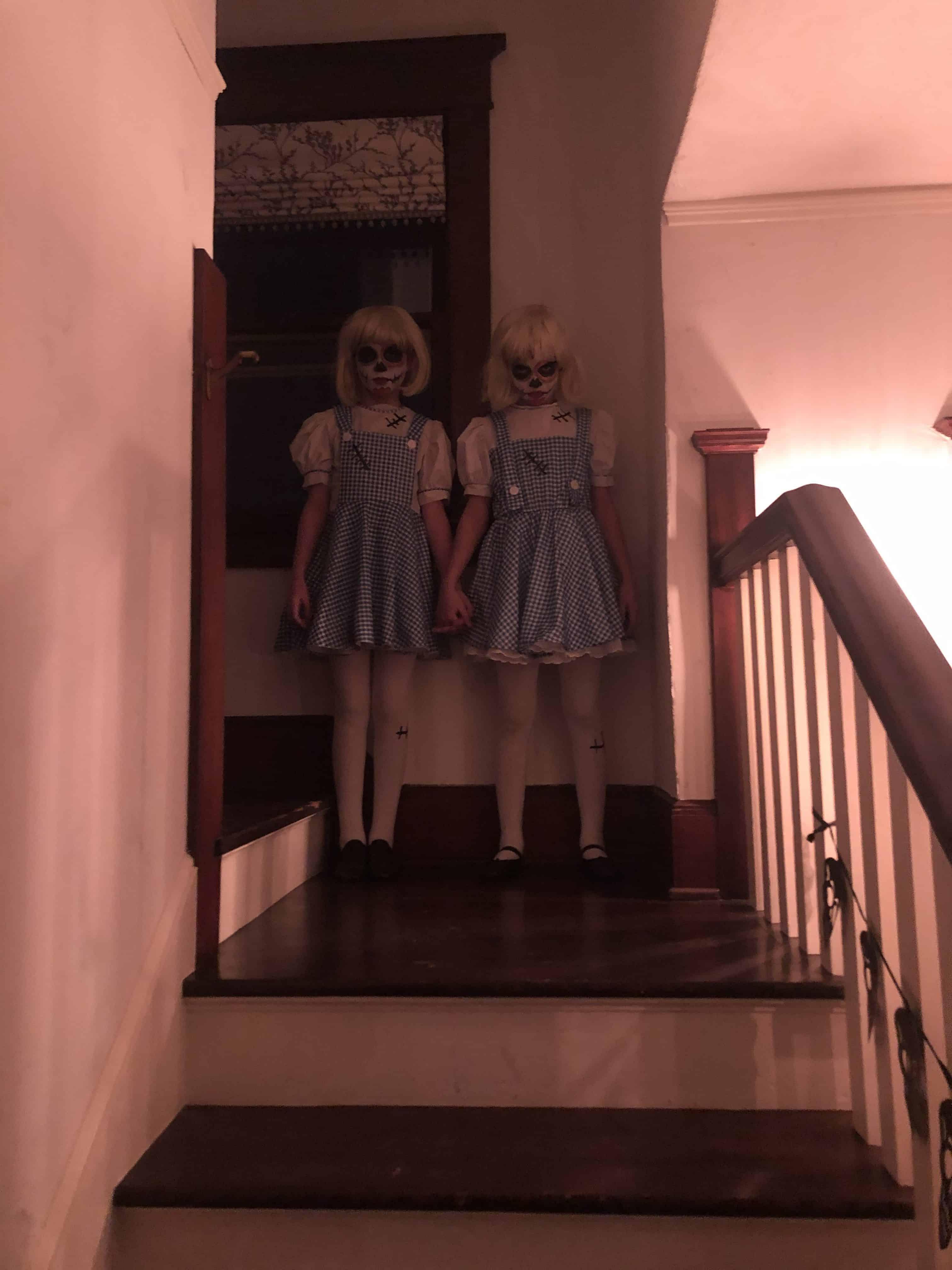 Haunted House Portland