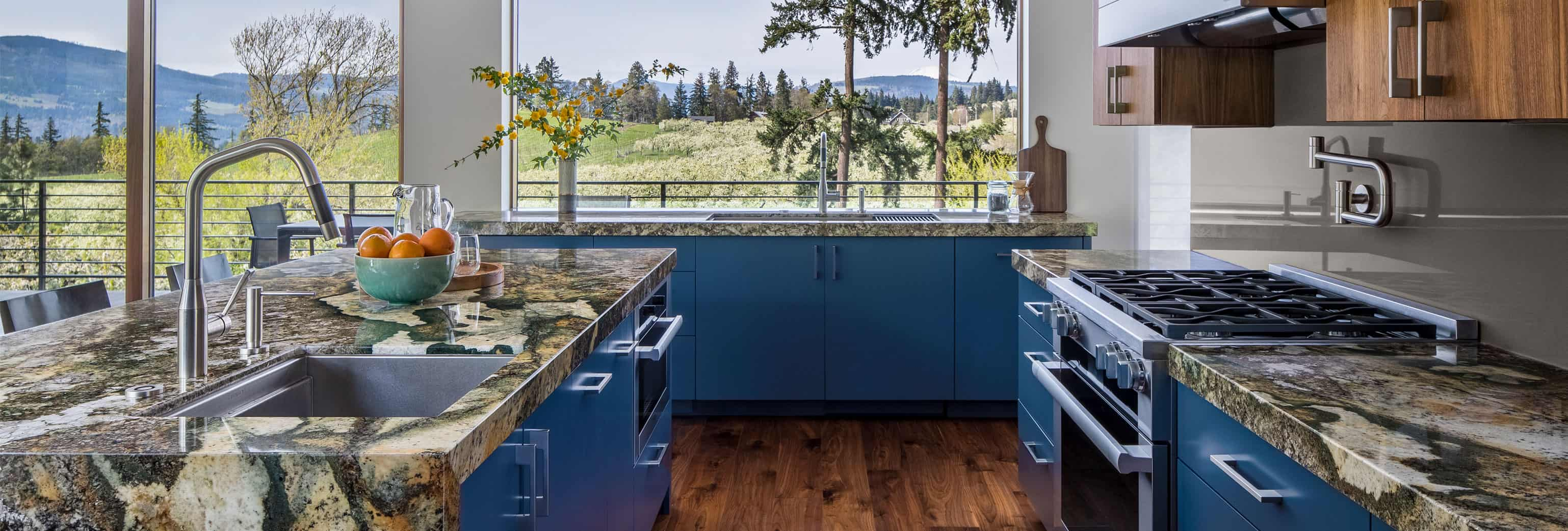 oregon Kitchen modern design